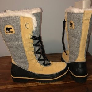*NWT!* Sorel Tivoli High II